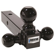 REESE Towpower Triple Ball Hitch Mount