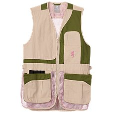 Browning Trapper Creek Mesh Shooting Vest for Ladies
