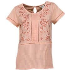 Bob Timberlake Embroidered Floral Blouse for Ladies