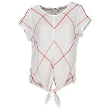 Bob Timberlake Tie-Front Top for Ladies