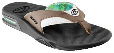 b8144edaa060 Reef Fanning Sandals for Ladies Dusty Taupe 9M