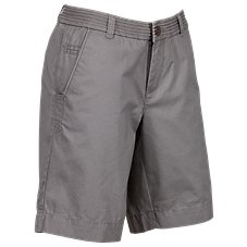 Natural Reflections Corded Waist Bermuda Shorts for Ladies