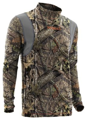 64de97a2f7c36 Nomad Heartwood LVL1 Top for Men Mossy Oak Break up Country M