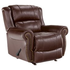 Terrill Manual Space Saver Recliner