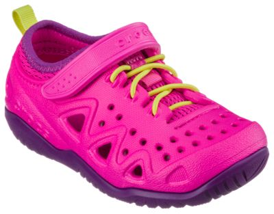 a8a45197bfb951 Crocs Swiftwater Play Shoes for Toddlers or Kids