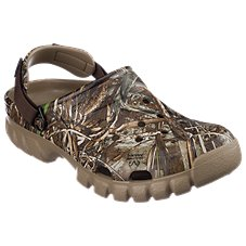 Crocs Offroad Sport Realtree Max-5 Outdoor Clogs for Men