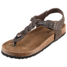 Natural Reflections Melissa Buckle Sandals for Ladies