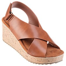 Natural Reflections Gala Wedge Sandals for Ladies