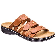 Natural Reflections Cami Wedge Sandals for Ladies
