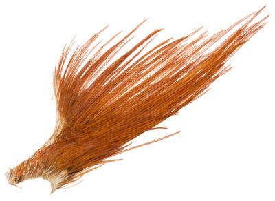 Metz Dry Fly Neck Hackle - Brown - 1/16 oz - Size 14 to 16