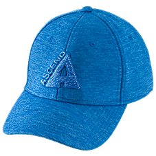 Ascend Heathered Windblown Fitted Cap