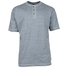 RedHead Snow Jersey 5 Points Henley for Men