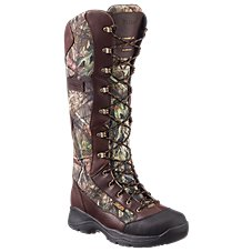 LaCrosse Venom NWTF Waterproof Side-Zip Snake Boots for Men