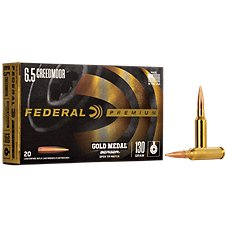 Federal Premium Berger Centerfire Rifle Ammo