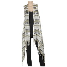 Quagga Striped Lake Vest for Ladies