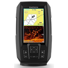 Garmin Striker Plus 4cv Fishfinder/GPS Combo