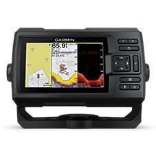 Garmin Striker Plus 5cv Fishfinder/GPS Combo