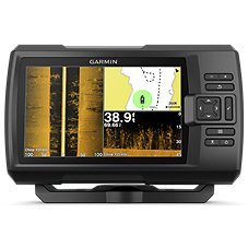 Garmin Striker Plus 7sv Fishfinder/GPS Combo