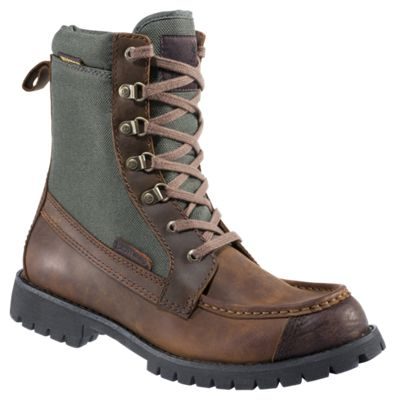 Browning Featherweight Upland Hunting Boots for Men - Potting Soil/Forest Night - 13M thumbnail