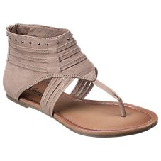 29cd95f0a Natural Reflections Karamie Toe Post Sandals for Ladies