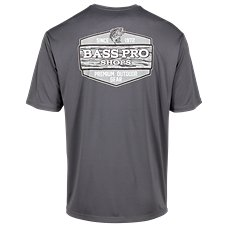 Bass Pro Shops Performance Outdoor Gear T-Shirt for Men