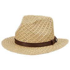 World Wide Sportsman Toyo Straw Safari Hat