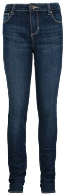 Bass Pro Shops Denim Jeans for Toddlers or Girls - Dark Wash - 4T