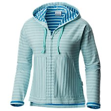 Columbia Longer Days Full-Zip Hoodie for Ladies