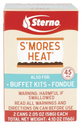 Sterno S'mores Heat 2-Pack
