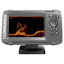 Lowrance HOOK2 5X SplitShot GPS Plotter Fishfinder