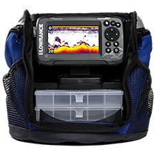 Lowrance HOOK2 4X Bullet GPS Plotter Fishfinder with All Season Pack