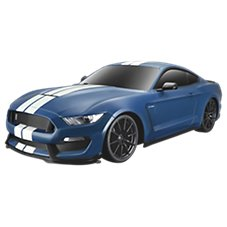 Maisto Ford Shelby GT350 1:14-Scale Remote Control Car