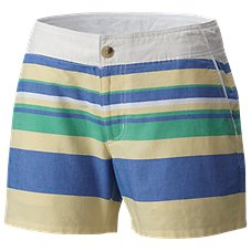 Columbia PFG Solar Fade Shorts for Ladies
