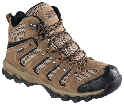 Redhead Front Range Hiking Boots For Men Brown 9.5m