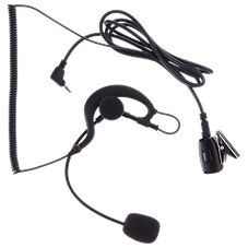 Cobra Radio Earpiece with Boom Microphone