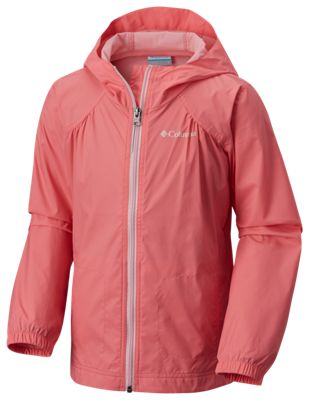 7a09600c6 Columbia Switchback Rain Jacket for Girls Lollipop 4T