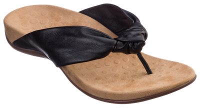 b960494b5ab3 Vionic Pippa Sandals for Women Black 8M