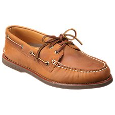Sperry Gold Cup Authentic Original (A/O) 2-Eye Boat Shoes for Men