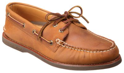da3f2c9310a Sperry Gold Cup Authentic Original AO 2 Eye Boat Shoes for Men Tan 85M