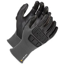 Carhartt C-Grip Impact Hybrid Gloves for Men