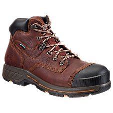 Timberland Pro Helix HD Waterproof Safety Toe Work Boots for Men
