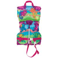 Bass Pro Shops Deluxe Frog Character Life Jacket for Babies or Kids