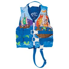 ​Bass Pro Shops Full Throttle Water Buddies Viking Life Jacket for Kids