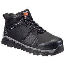 Timberland Pro Ridgework Waterproof Safety Toe Work Boots for Men