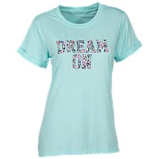 Natural Reflections Dream On Sleep T-Shirt for Ladies