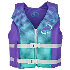 XPS Deluxe Hinged Life Jacket for Kids