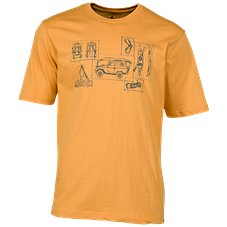 Ascend Backcountry Sketch T-Shirt for Men