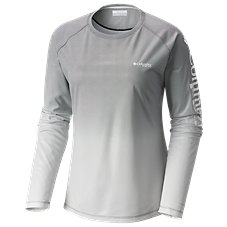 Columbia Solar Shade Raglan Shirt for Ladies