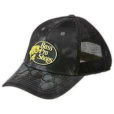 Bass Pro Shops Kryptek Camo Cap for Kids