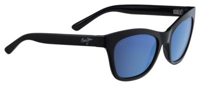 b94ed44408a87 ...  229.00 Maui Jim Sweeteilani Polarized Sunglasses foradies are designed  with an understated cat eye shape and sloping brow.